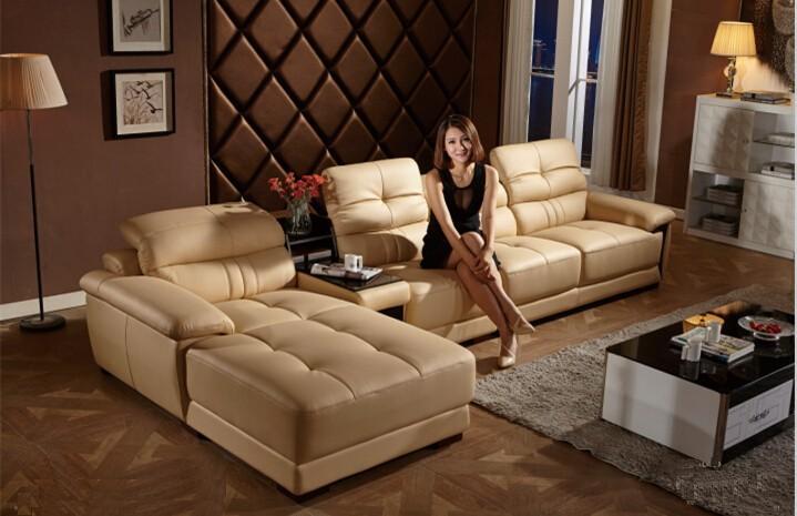 Sofa sang chảnh 257TP được làm bằng chất liệu da cao cấp nhập khẩu hàn quốc