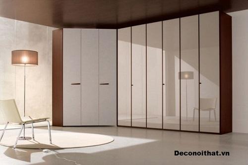 Chất liệu, kích thước, kiểu cửa... cần được lưu ý khi bạn chọn tủ