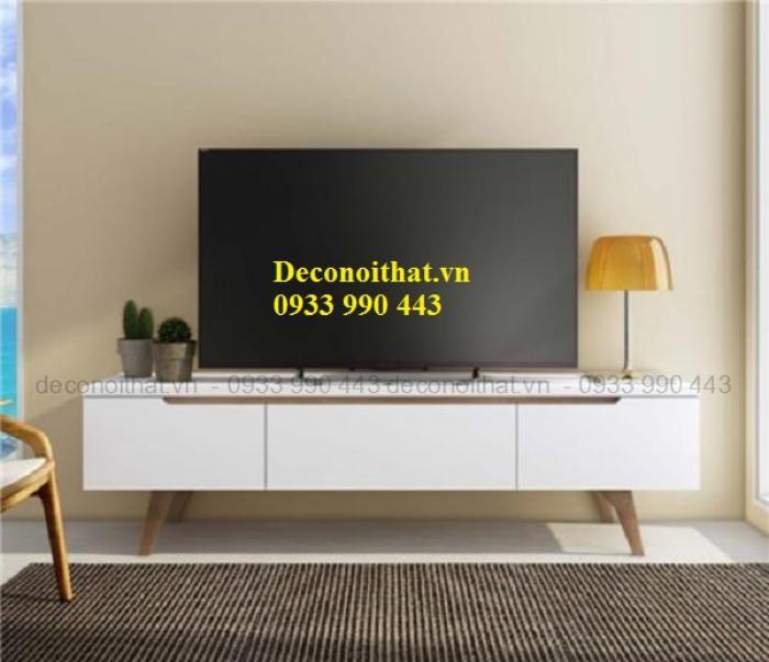 Kệ tivi giá rẻ| ke tivi gia re 156TP với màu sắc nhã nhặn, sang trọng sẽ là điểm nhấn cho không gian phòng khách hoàn hảo.
