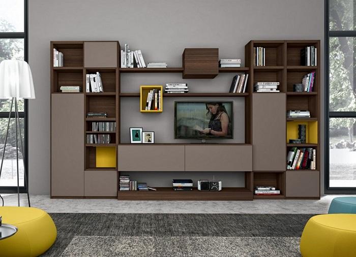 Các mẫu kệ sách này không chỉ phù hợp cho phòng khách mà còn phù hợp với rất nhiều không gian văn phòng,...