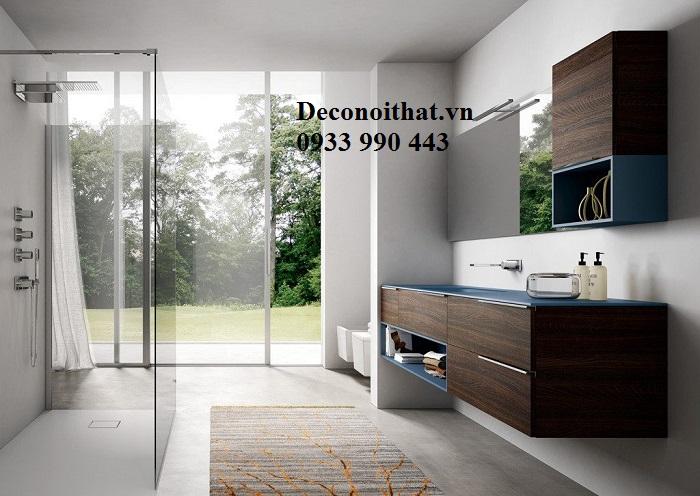 đầy đủ ánh sáng sẽ mang lai không gian nhà tắm của bạn sạch sẽ hơn. hóa giải được các phong thủy xấu