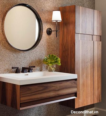 mẹo hay giúp hóa giải phong thủy xấu cho phòng tắm nhỏ hẹp