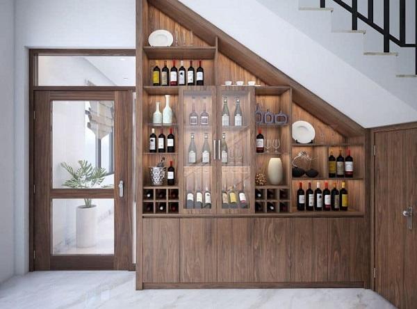 Một phòng khách đẹp sẽ tô điểm cho ngôi nhà thêm ấn tượng, hàng trăm mẫu thi công nội thất phòng khách cực đẹp, sang chảnh với mẫu tủ âm cầu thang bạn xem ngay nhé.