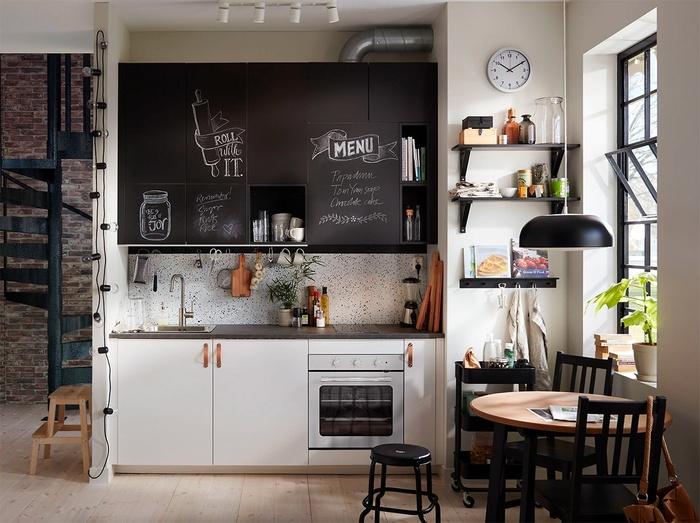 Tủ bếp i là giải pháp thông minh cho các căn hộ chung cư