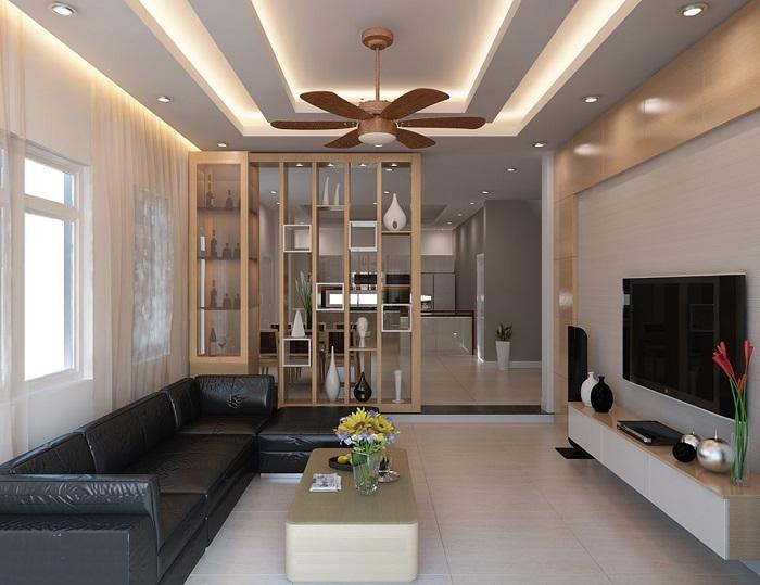 Vách ngăn trang trí đẹp luôn là sự lựa chọn tuyệt vời trong không gian nhà bạn